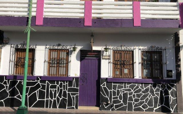 Отель Olga Querida B&B Hostal Мексика, Гвадалахара - отзывы, цены и фото номеров - забронировать отель Olga Querida B&B Hostal онлайн вид на фасад