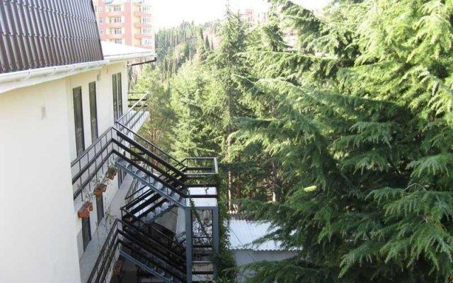 Гостиница Морской Бриз (Гурзуф) в Гурзуфе отзывы, цены и фото номеров - забронировать гостиницу Морской Бриз (Гурзуф) онлайн балкон