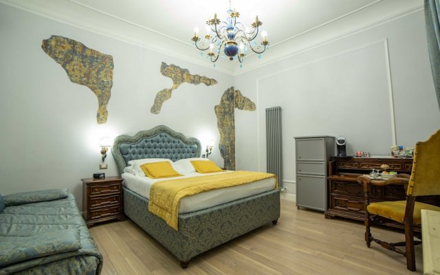 Отель Bed And Breakfast Stanze Del David Place Флоренция комната для гостей