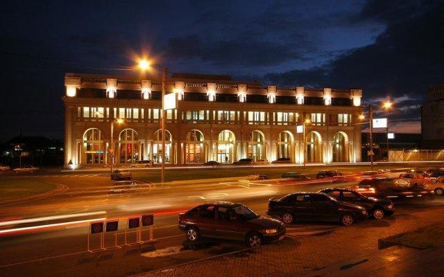 Гостиница Дом Москвы Ереван вид на фасад