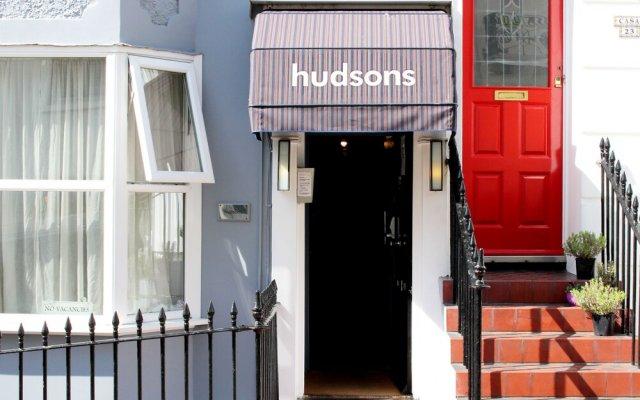 Отель Hudsons Великобритания, Кемптаун - отзывы, цены и фото номеров - забронировать отель Hudsons онлайн вид на фасад