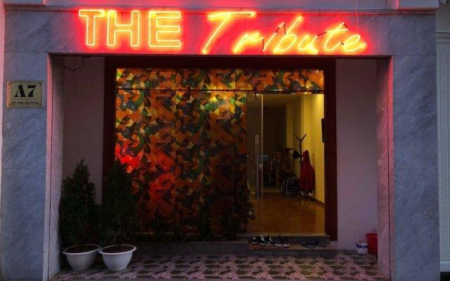 Отель The Tribute Далат вид на фасад