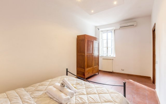 Апартаменты Navona Luxury Apartment комната для гостей