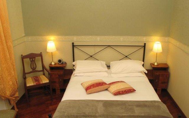 Отель Gourmet B&B Giglio Bianco комната для гостей