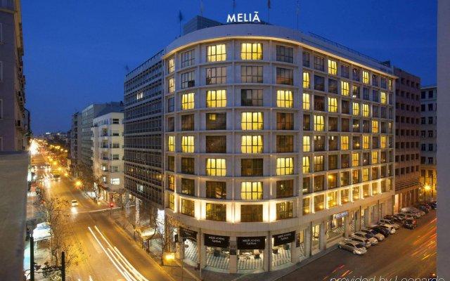 Отель Melia Athens Греция, Афины - 3 отзыва об отеле, цены и фото номеров - забронировать отель Melia Athens онлайн вид на фасад