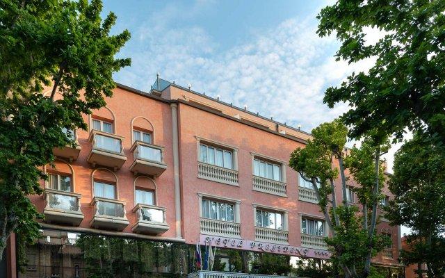Отель President Италия, Римини - 1 отзыв об отеле, цены и фото номеров - забронировать отель President онлайн вид на фасад