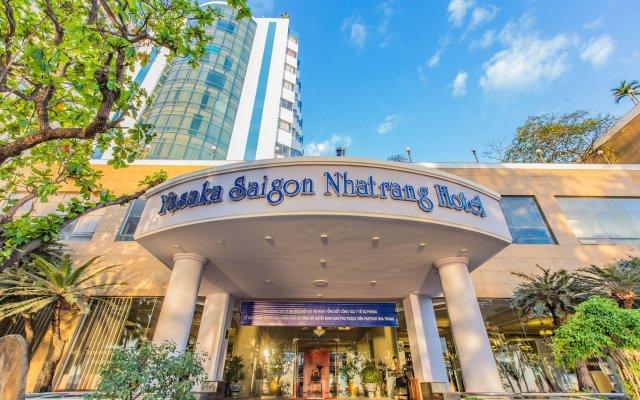 Yasaka Saigon Nha Trang Hotel вид на фасад