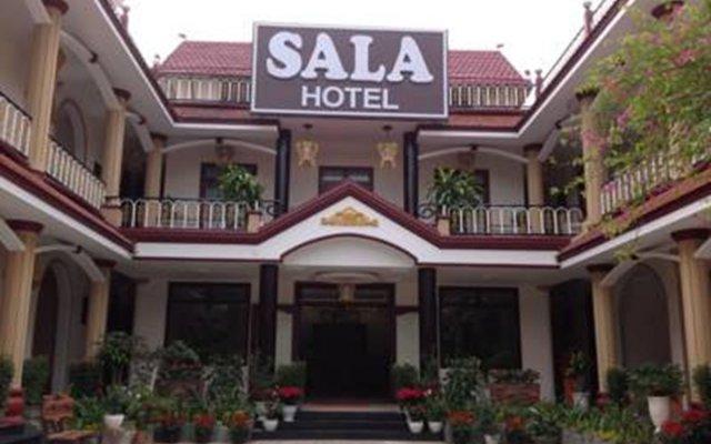 Отель Hoi An Sala Хойан вид на фасад
