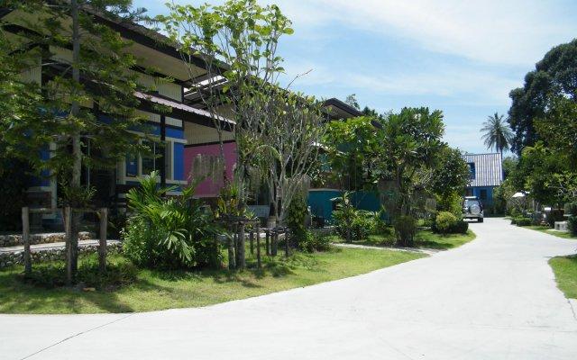 Отель Ya Teng Homestay вид на фасад