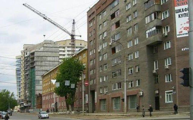 Гостиница Central в Новосибирске 10 отзывов об отеле, цены и фото номеров - забронировать гостиницу Central онлайн Новосибирск вид на фасад