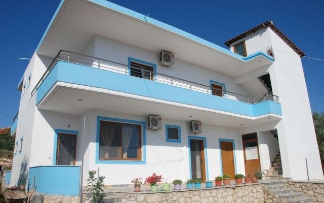 Отель Vila Malo Албания, Ксамил - отзывы, цены и фото номеров - забронировать отель Vila Malo онлайн вид на фасад