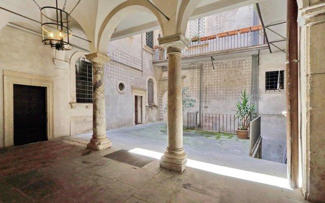 Отель Piazza Navona Contemporary Luxury Terrace - HOV 51584 вид на фасад