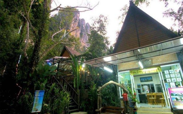 Отель Aonang Cliff View Resort вид на фасад