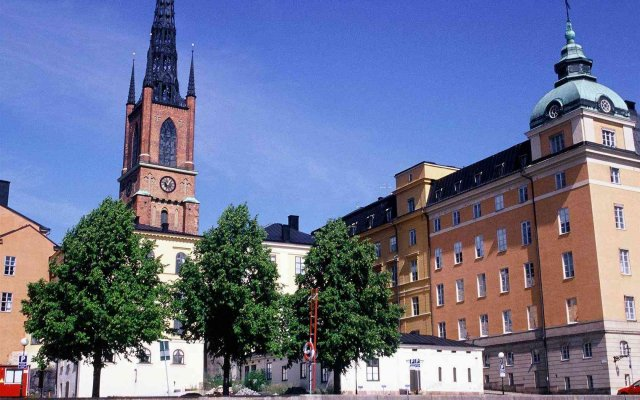 Отель Best Western Stockholm Jarva Солна вид на фасад