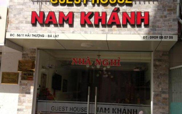 My Khanh Da Lat Hotel Далат вид на фасад