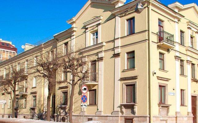 Гостиница Laituri в Санкт-Петербурге 1 отзыв об отеле, цены и фото номеров - забронировать гостиницу Laituri онлайн Санкт-Петербург вид на фасад
