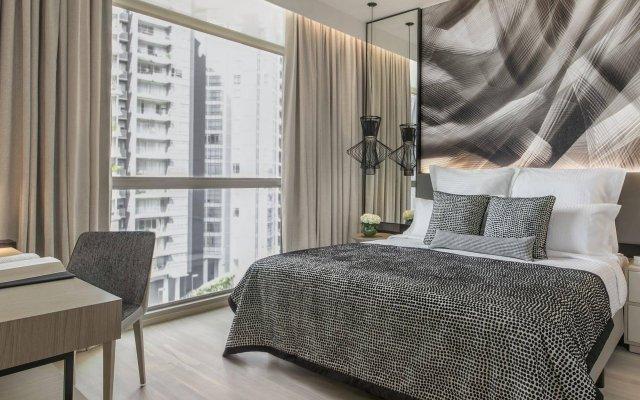 Отель Ascott Orchard Singapore Сингапур, Сингапур - отзывы, цены и фото номеров - забронировать отель Ascott Orchard Singapore онлайн комната для гостей