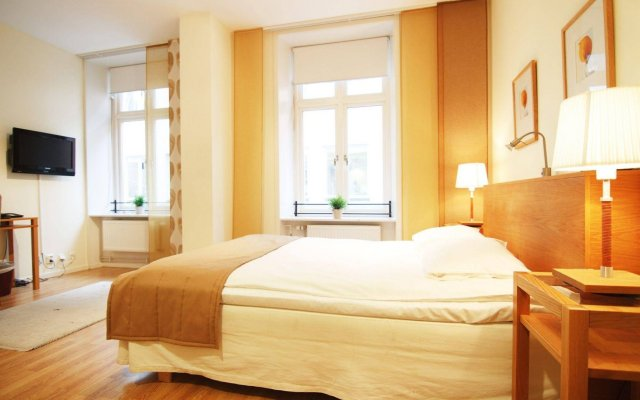 Hotel Vanilla комната для гостей