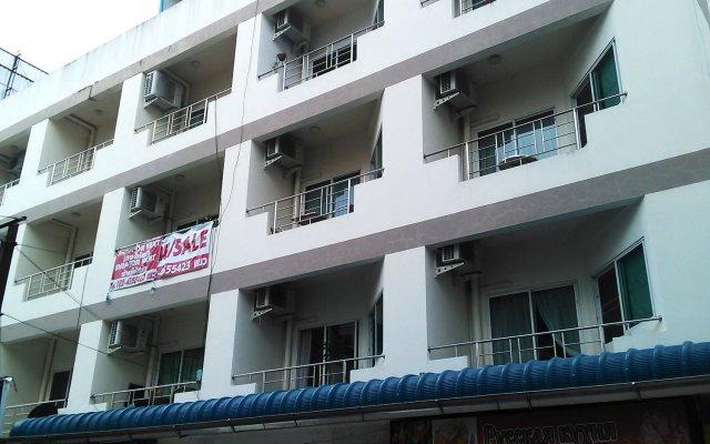 Отель Samal Guesthouse вид на фасад