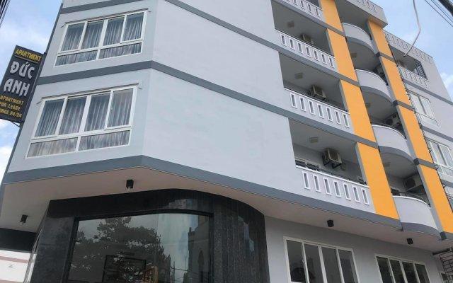 Отель Duc Anh Hotel Вьетнам, Вунгтау - отзывы, цены и фото номеров - забронировать отель Duc Anh Hotel онлайн вид на фасад