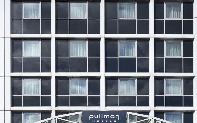 Отель Pullman London St Pancras Великобритания, Лондон - 1 отзыв об отеле, цены и фото номеров - забронировать отель Pullman London St Pancras онлайн вид на фасад