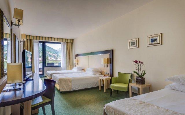 Clarion Collection Hotel Griso Мальграте комната для гостей