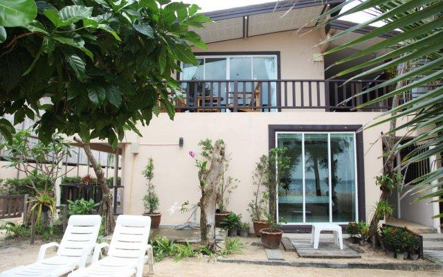 Отель Naiyang Seaview Place вид на фасад