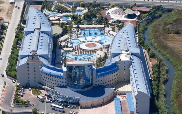 Отель Crystal Admiral Resort Suites & SPA – All Inclusive Ченгер