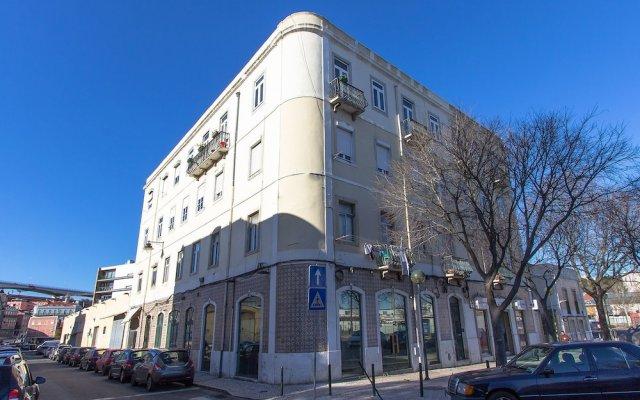 Отель Alcântara River Side by Homing вид на фасад