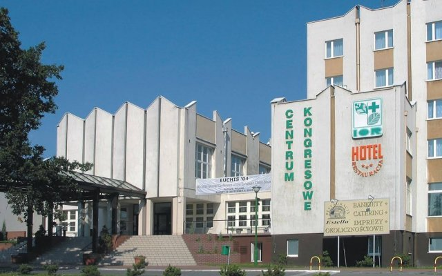 Hotel IOR вид на фасад