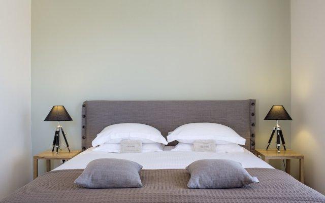 Апартаменты Civitel Attik Rooms & Apartments вид на фасад