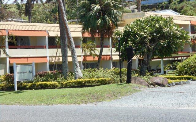 Отель Bedarra Beach Inn Фиджи, Вити-Леву - отзывы, цены и фото номеров - забронировать отель Bedarra Beach Inn онлайн вид на фасад