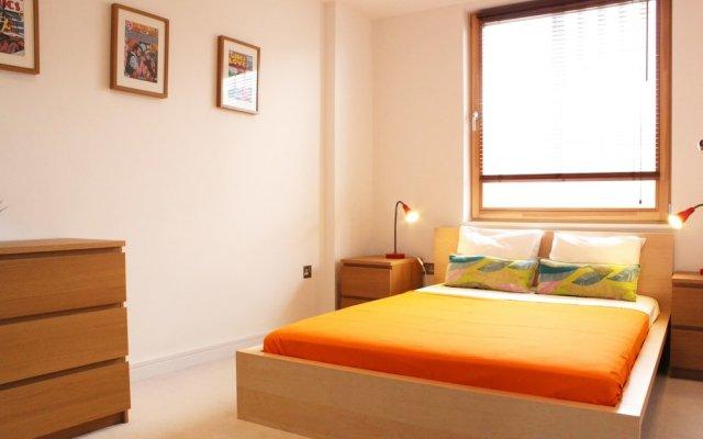Апартаменты Oxford Apartments комната для гостей