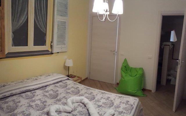 Отель La Gioia Камогли комната для гостей