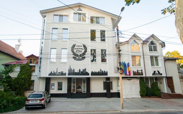 Отель Мини-отель Olsi Молдавия, Кишинёв - 1 отзыв об отеле, цены и фото номеров - забронировать отель Мини-отель Olsi онлайн вид на фасад