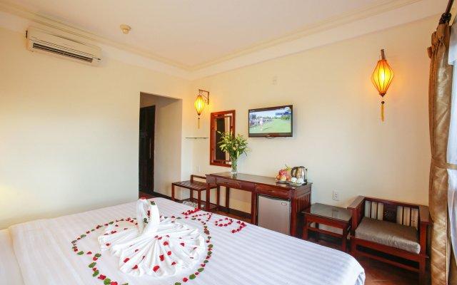 Jade Hotel Hoi An комната для гостей