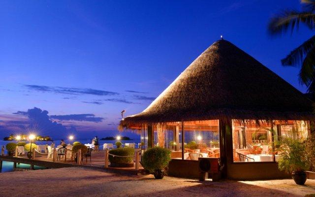 Отель Adaaran Prestige Ocean Villas Мальдивы, Северный атолл Мале - отзывы, цены и фото номеров - забронировать отель Adaaran Prestige Ocean Villas онлайн вид на фасад
