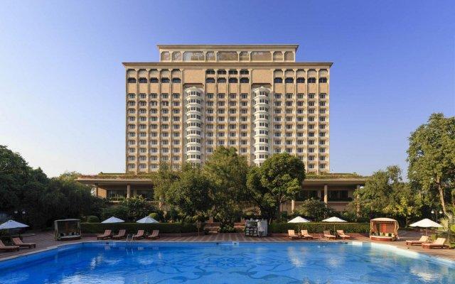Отель The Taj Mahal Hotel New Delhi Индия, Нью-Дели - отзывы, цены и фото номеров - забронировать отель The Taj Mahal Hotel New Delhi онлайн вид на фасад