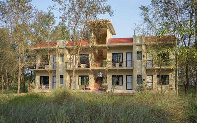 Отель Lumbini Buddha Garden Resort Непал, Лумбини - отзывы, цены и фото номеров - забронировать отель Lumbini Buddha Garden Resort онлайн вид на фасад