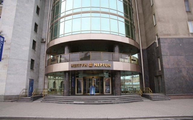 Гостиница Нептун вид на фасад