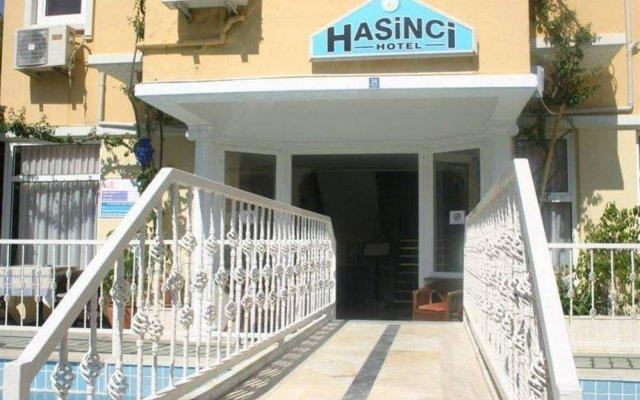 Hasinci Hotel вид на фасад