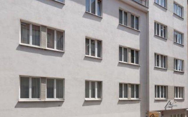 Andante Hotel вид на фасад