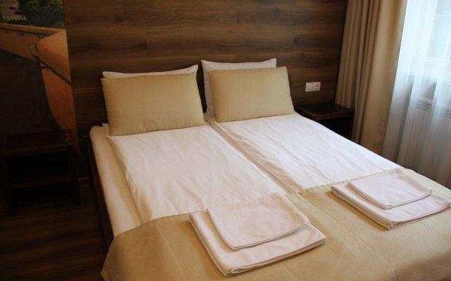 Гостиница Харланд комната для гостей