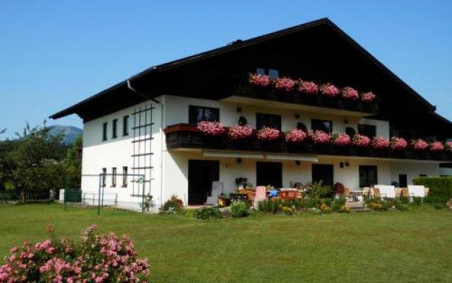 Отель Pension Gallnhof Аниф вид на фасад