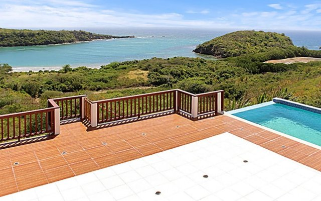 Villa With 5 Bedrooms in St Davids, Grenada, With Wonderful sea View,