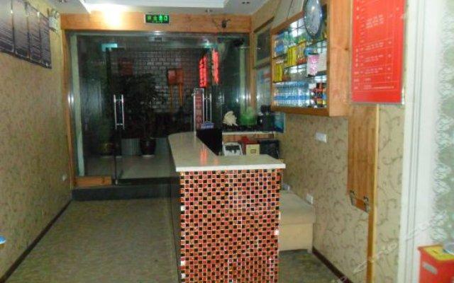 Chongqi Hostel интерьер отеля