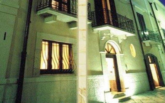 Отель Palazzo dErchia Италия, Конверсано - отзывы, цены и фото номеров - забронировать отель Palazzo dErchia онлайн вид на фасад
