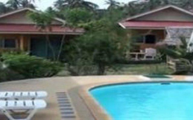 Отель Jungle Gym Resort Таиланд, Самуи - отзывы, цены и фото номеров - забронировать отель Jungle Gym Resort онлайн бассейн