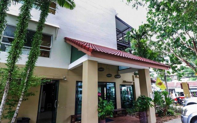 Отель NIDA Rooms Dino Park Karon вид на фасад