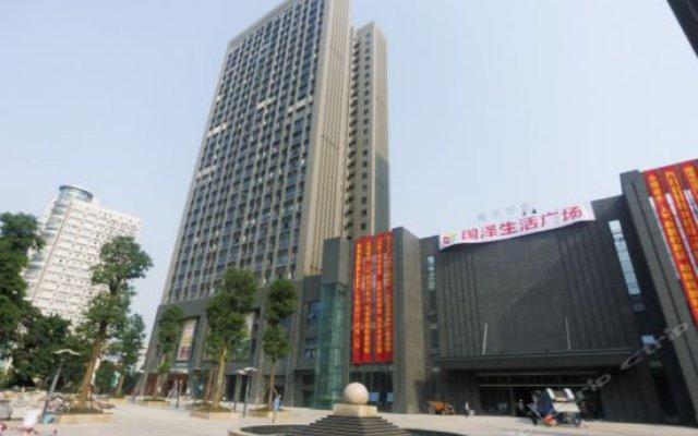 618 Xindu Boutique Hotel вид на фасад